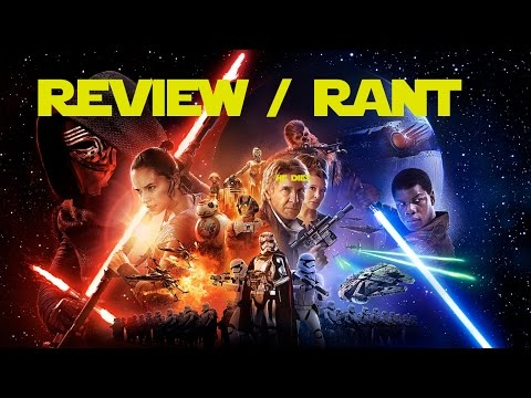 Star Wars Episode VII: The Force Awakens Review (Suck it, Disney)