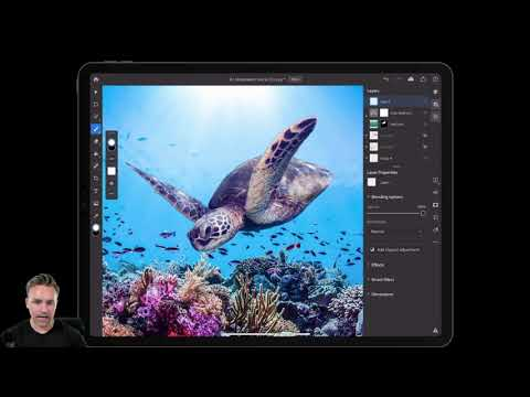 How To Use Photoshop On IPad