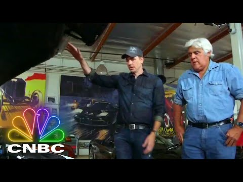 Dax Shepard And Jay Leno Ride In A 1994 Buick Roadmaster | Jay Leno's Garage