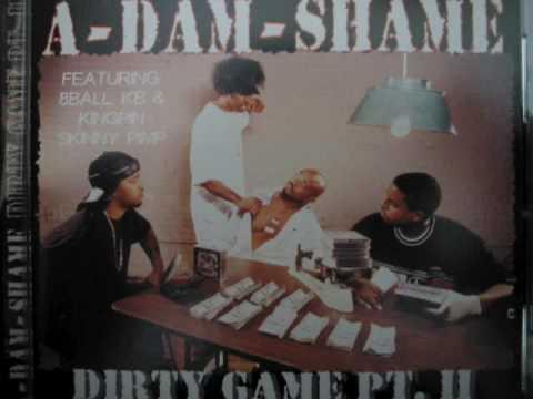 A-DAM-SHAME  ft.  LIL JON  &  BUN B(UGK)  /  don't play dat shyt (Remix)