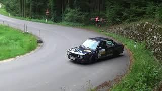 2. Perger Mühlstein Rallye 2018 Heinz Hörmann-Marco Trchlin
