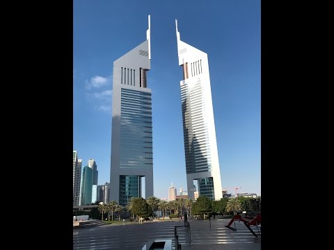 Where to stay in Dubai - Jumeirah Emirates Towers Hotel Vlog
