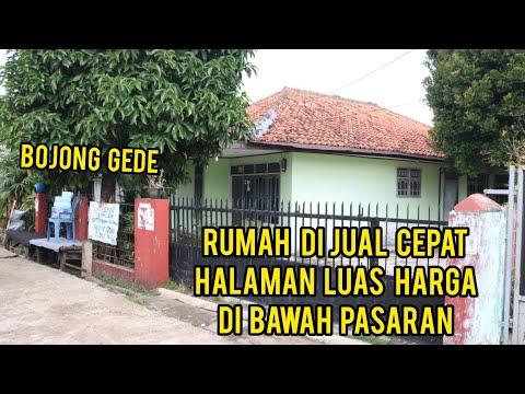 Download Rumah dijual di bawah harga pasaran lokasi Bojong gede Bogor