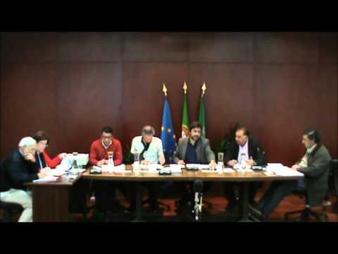 Reunião da Câmara Municipal de Alpiarça de 2016-03-18