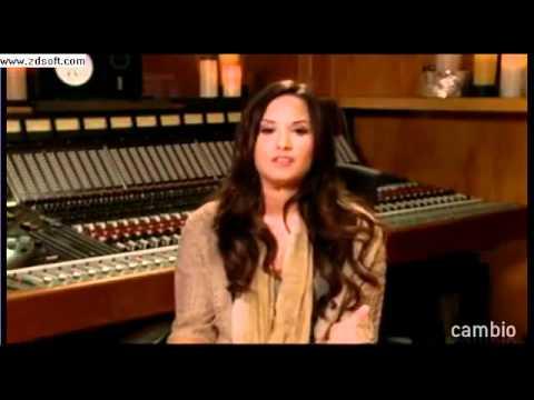 Demi Lovato - Live Chat  [Full] Friday, May 27, 2011 Cambio.com