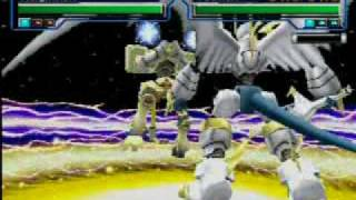 Digimon World 3 Walkthrough P135 Megadeath Boss Battle