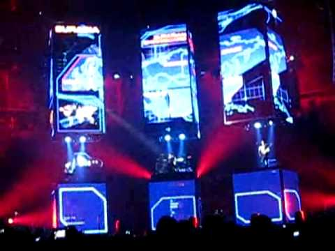Muse - United States of Eurasia - live @ Sportpaleis Antwerp 02.11.2009