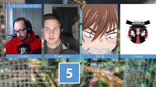 Anime Fights - Runde 5: Schlagabtausch (mit Fuma von House of Animanga)