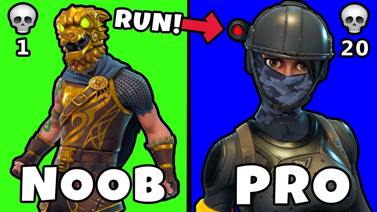 5 Skins PRO Players Use in Fortnite ~ Fortnite Battle Royale Top 5