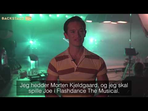 BACKSTAGE TV: Morten Kjeldgaard fortæller om sin rolle i Flashdance