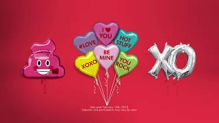 Video VALENTINE'S DAY | Party City. Oh, It's On. download MP3, 3GP, MP4, WEBM, AVI, FLV Februari 2018