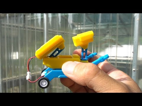 Tenergy Geo Salt Water and Solar Powered Robot Kit Review