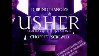 Download Usher (Ft. Nicki Minaj) Lil Freak Re-Chopped and Screwed MP3 song and Music Video
