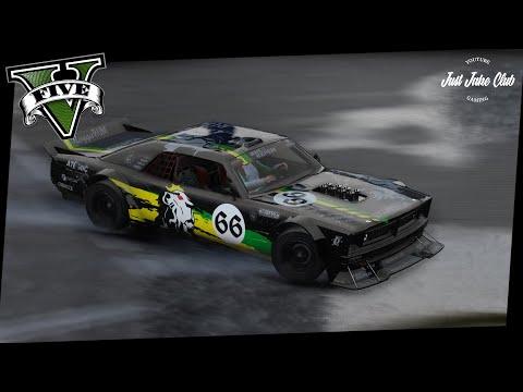 GTA 5 ONLINE: NEW DECLASSE DRIFT TAMPA CUSTOM CAR BUILD GUIDE & REVIEW (CUNNING STUNTS DLC)