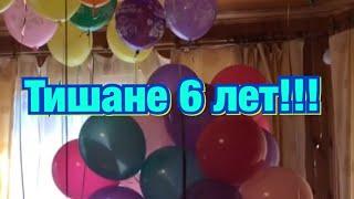 День рождения кота Тиши//Праздник//Распаковываем подарки
