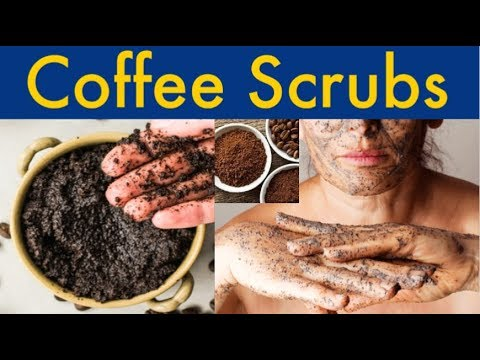 Coffee Face And Body Scrub For Dry And Rough Skin In Winters/Skin Whitening Coffee Scrubs