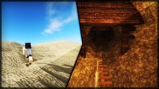 ✔ REALISTIC MINECRAFT - EXTREME GRAPHICS MOD (NO CUBES, SOUNDS, SHADERS, TEXTURE...)