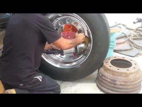DIY Sand,Cut,Finish on aluminum wheel Tony Metal Art