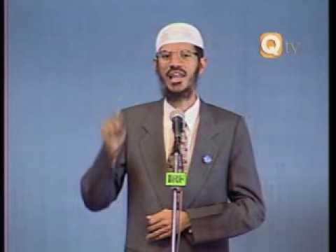 Dr. Zakir Naik: Salah/Namaz/Prayer part - 1