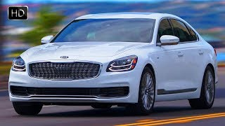 2019 Kia K900 Luxury Sedan (US Spec) Exterior Interior Design & Driving Footage HD