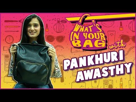 Pankhuri Awasthy aka Amla   Kya Qusoor Hai Amala Ka?   What's In Your Bag thumbnail