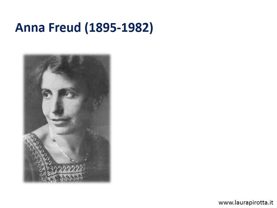 anna freud Anna freud - the book of life is the 'brain' of the school of life, a gathering of the best ideas around wisdom and emotional intelligence.