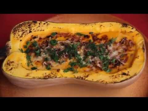 Рецепт Мелочи жизни. Блюда из тыквы (24.09.2015)