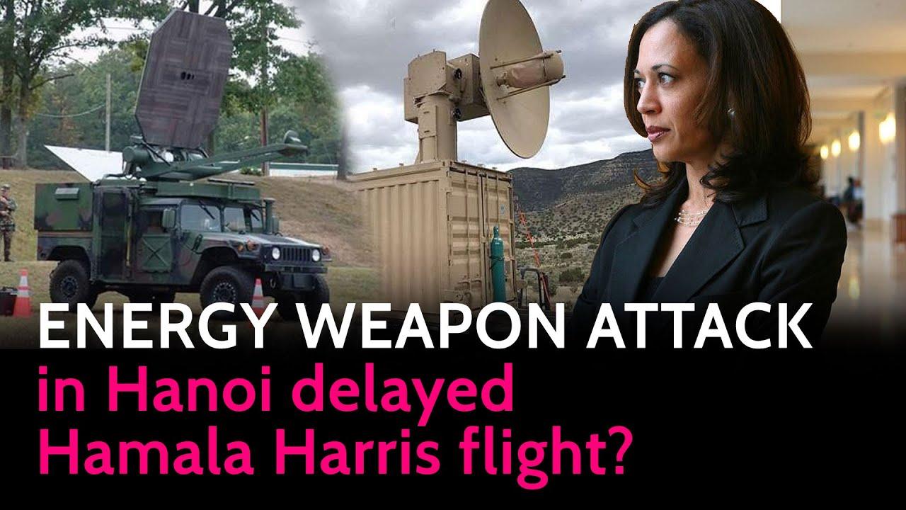 Possible Havana syndrome incident delayed Harris flight to Vietnam ...