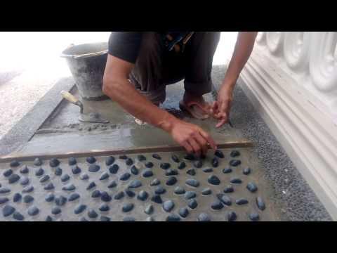 vote no on cara membuat keramik batu untuk taman outdoor