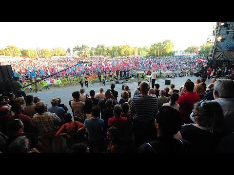 Comício da Festa do «Avante!» 2017