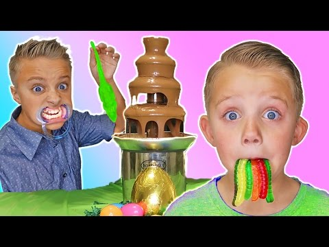 Real Food vs Gummy Food! Giant Surprise Candy Game