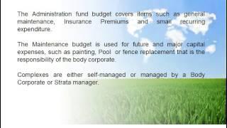 Strata Scheme and Community Management Tasmania