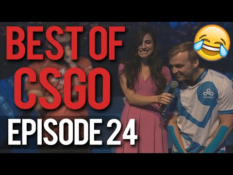 BEST OF TWITCH CS:GO EPISODE 24 (WHAT DID SHE MEAN?)