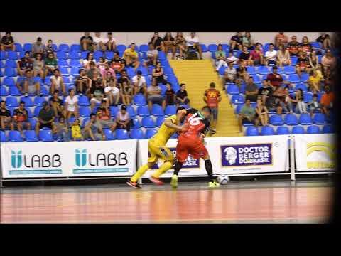 Amistoso: Blumenau Futsal 3x5 Jaraguá Futsal