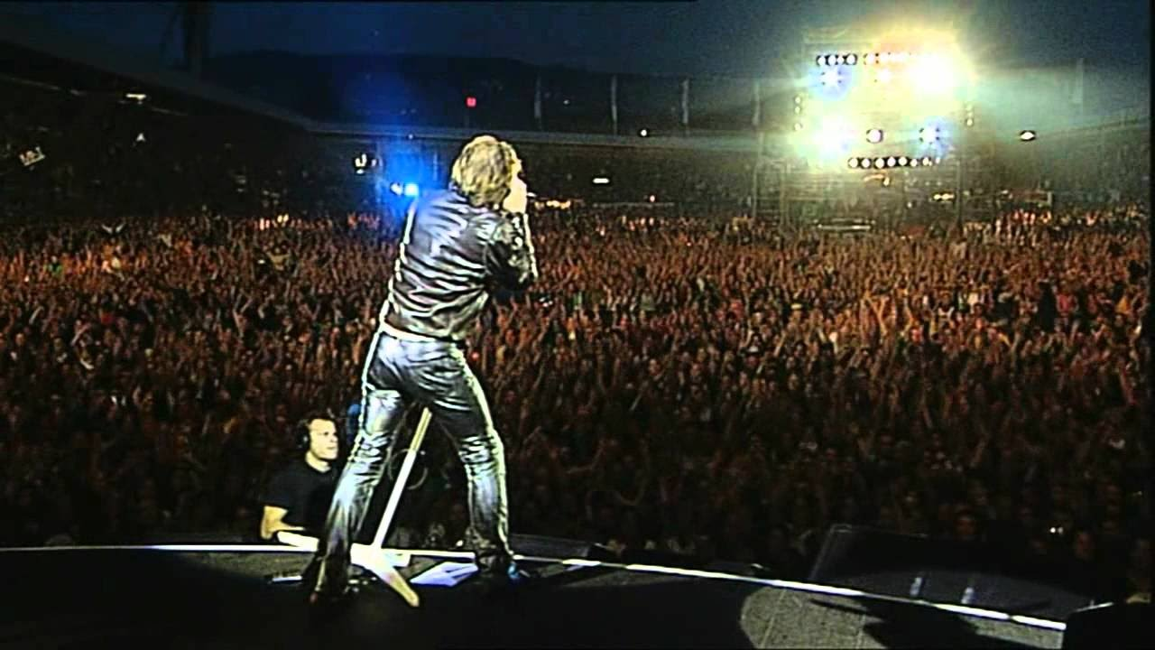 Bon Jovi The Crush Tour Youtube