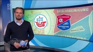 Hansa Rostock gegen Unterhaching - 14. Spieltag 14/15 - Blickpunkt Sport