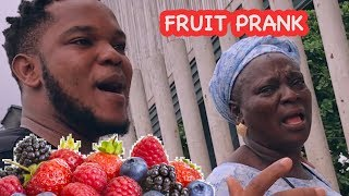 Fruit Prank (Zfancy Prank)