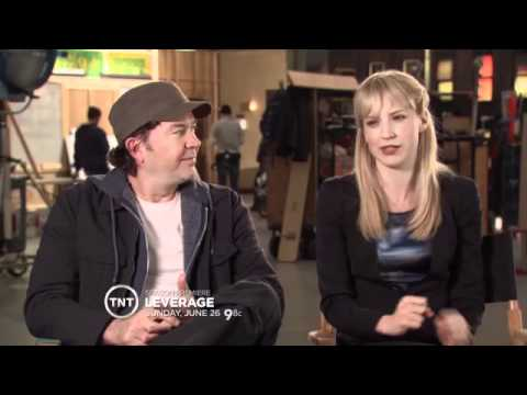 Leverage Season 4 Behind the s Back to the Auditions