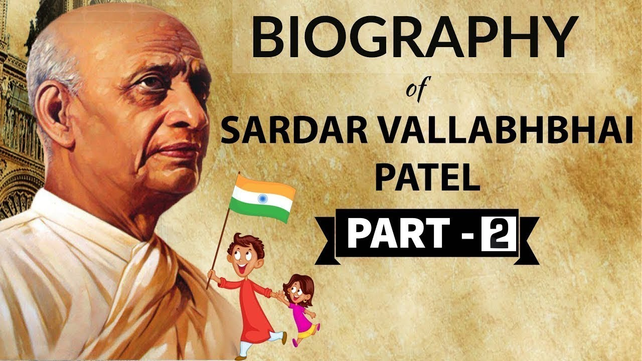 my favourite person sardar vallabh patel Free essays on my favourite cartoon character iron man get help with your sardar vallabhbhai patel- an almost every person in the entire world has.