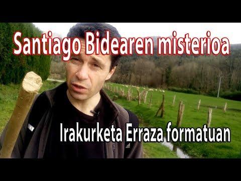 Santiago Bidearen misterioa (Irakurketa Erraza)- Fernando Morillo Grande (Sorginetxe istorioak)
