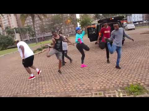 Babes Wodumo's #DotheGandaGandaDance Dance Challenge nabangani bakho 🌍❤️💃