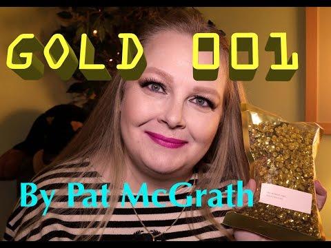 Pat McGrath Gold 001   Un-Boxing