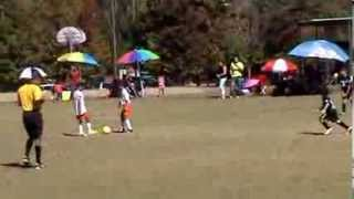 concorde fire U9 Black vs Alianza U10 4-4 DRAW