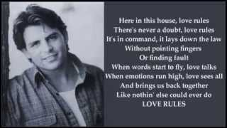 Watch Rhett Akins Love Rules video