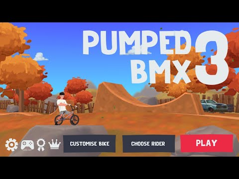 pumped BMX - FUN AND GAMEPLAY - WOW |