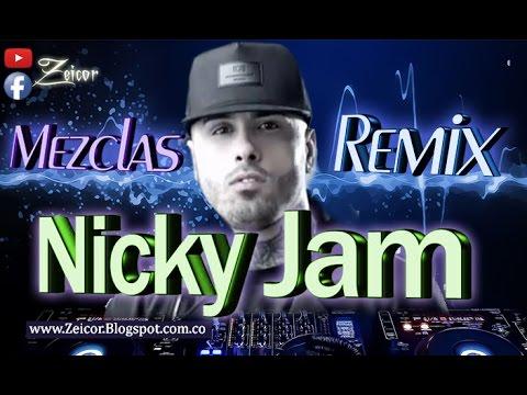 Voces para Mezclas y Remiz de Nicky Jam (ALTA CALIDAD)
