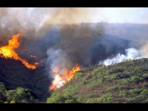 Living with Fire - the full version of the USGS film