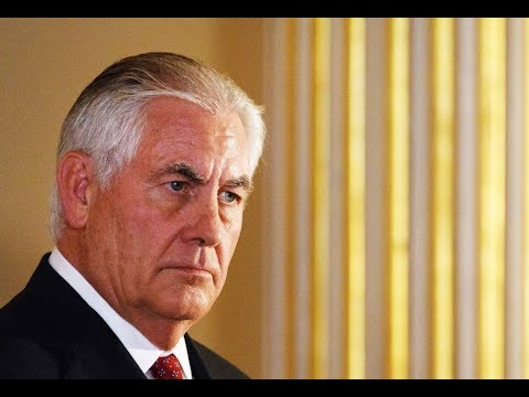 Who Is Trump Replacing Tillerson With?