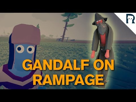 Gandalf on Rampage - Lirik Stream Highlights #83