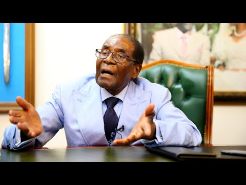 Robert Mugabe lambasts Zimbabwe's new president: 'We must undo this disgrace'